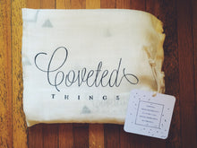 Load image into Gallery viewer, Happiness Organic Swaddle Scarf™ - CovetedThings