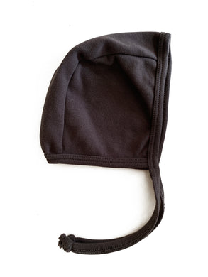 Organic Cotton unisex bonnet in Charcoal - CovetedThings