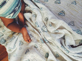 Diamonds Organic Swaddle Scarf™