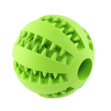 Load image into Gallery viewer, Dog Toys For Dog Toothbrush Clean Ball Food Extra-tough Rubber Interactive Ball Dog Toy For Small  Medium Dogs Products