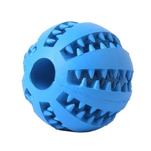 Load image into Gallery viewer, Pet Sof Pet Dog Toys Toy Funny Interactive Elasticity Ball Dog Chew Toy For Dog Tooth Clean Ball Of Food Extra-tough Rubber Ball