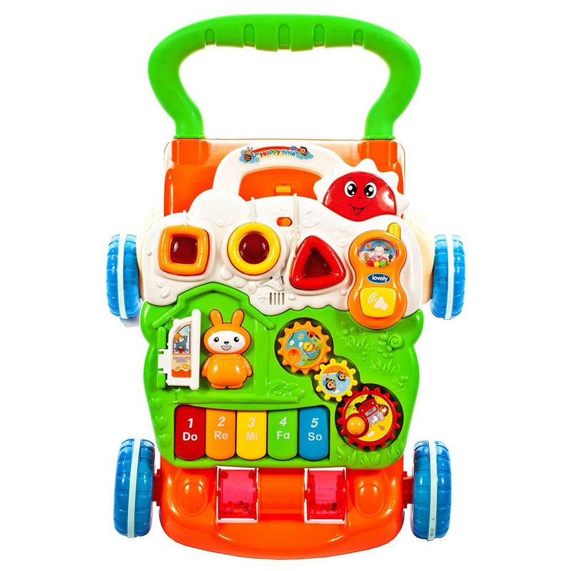 Antemergator Interactiv 3 in 1 cu Masuta Detasabila Baby Walker COD: 999C