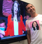 Load image into Gallery viewer, Jacinda Ardern T-Shirt - The Cindylicious