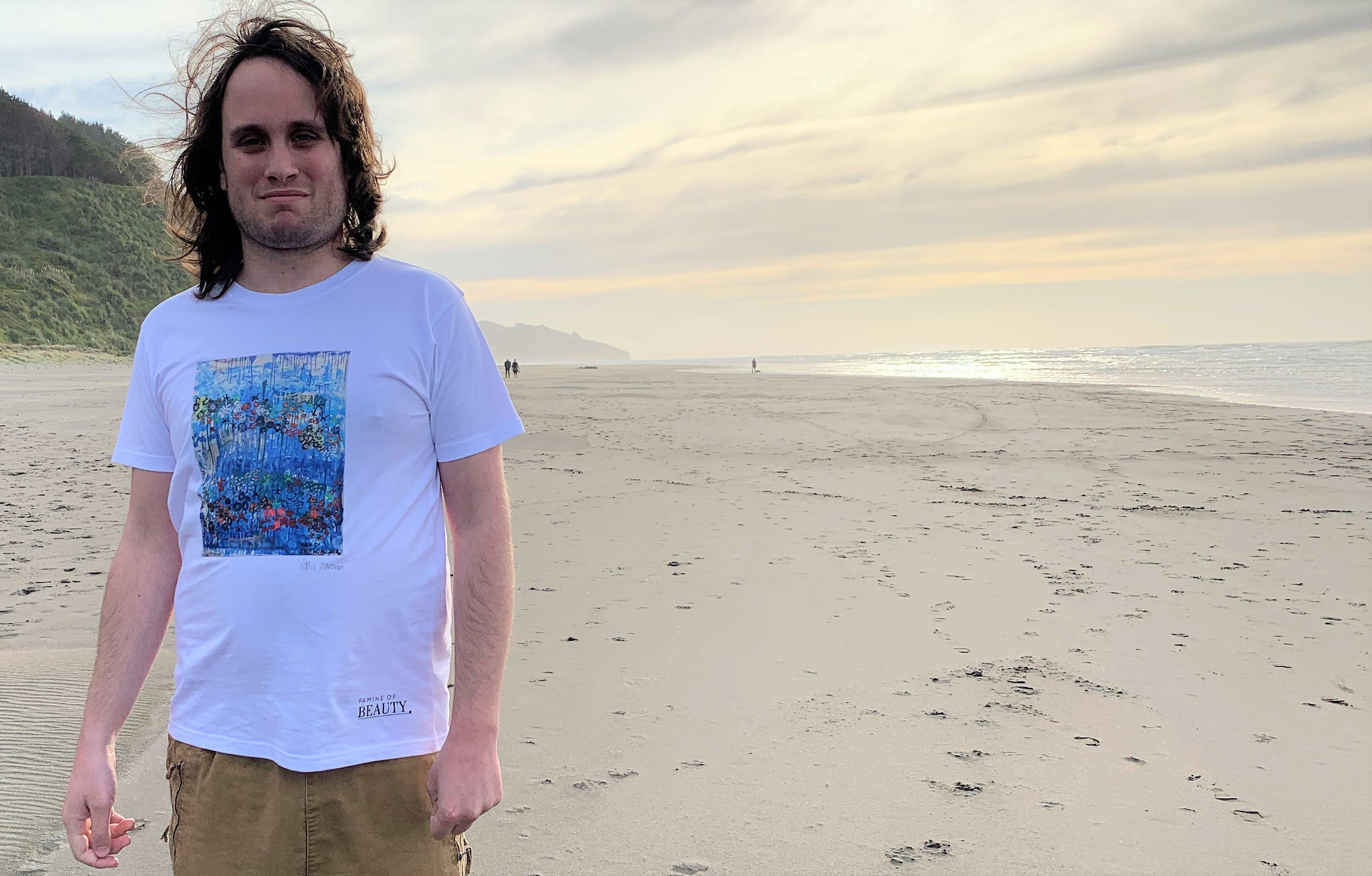 A Happy Sea T-Shirt