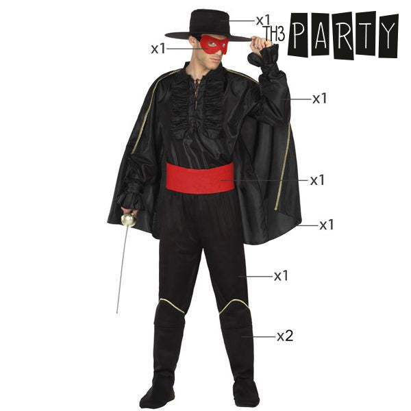 Costume for Adults Highwayman