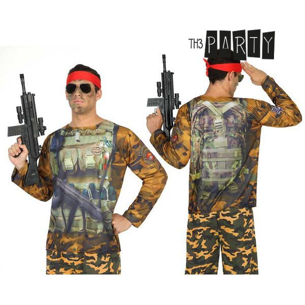 Adult T-shirt 7673 Camouflage