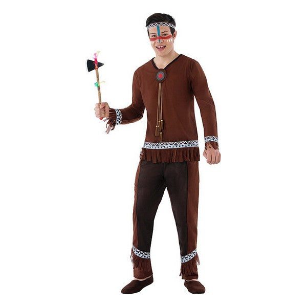 Costume for Children 116191 Indian man (Size 14-16 years)