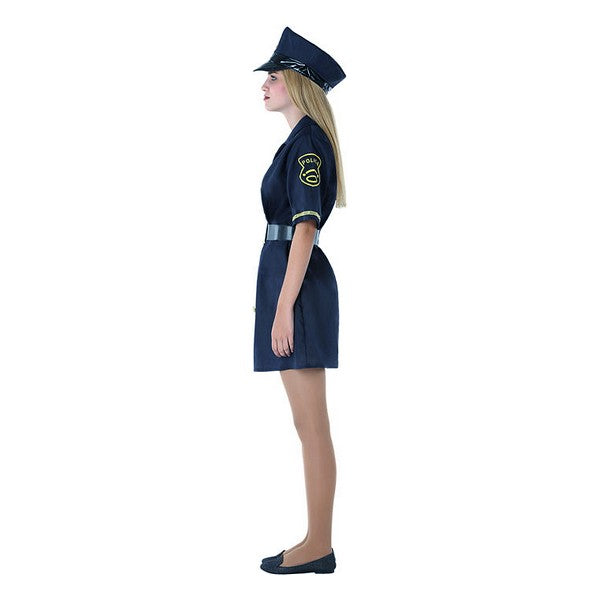 Costume for Children 116252 Police officer (Size 14-16 years)