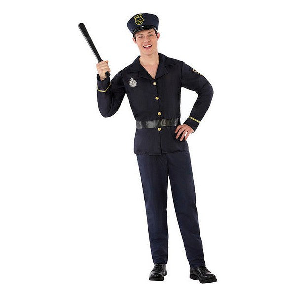 Costume for Children 116269 Police officer (Size 14-16 years)