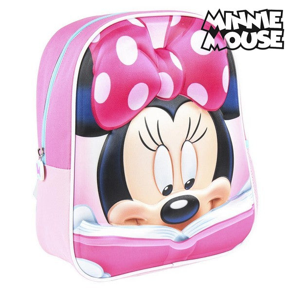 3D Child bag Minnie Mouse
