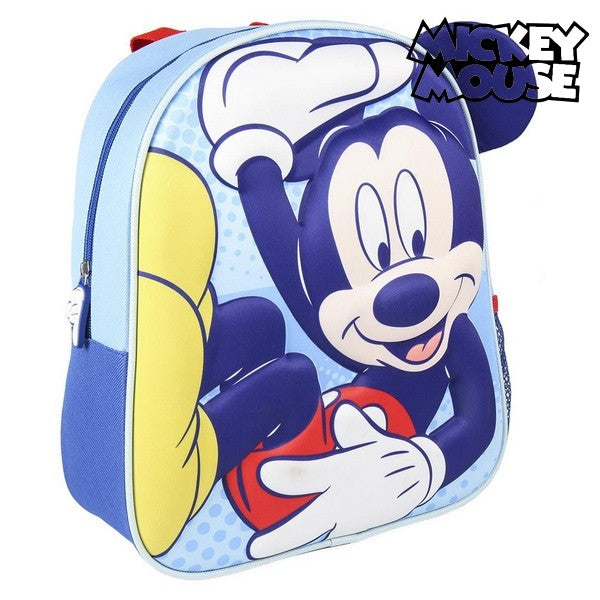 3D Child bag Mickey Mouse