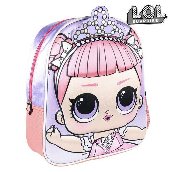 3D Child bag LOL Surprise!
