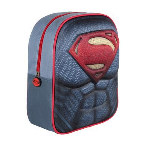 Child bag 3D Superman 3406
