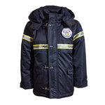 Salt and Pepper Parka Fire Rescue Hood 5000 Wassersäule 05121195