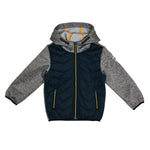 Salt and Pepper Outdoorjacket Fleece/ Steppmix Kapuze 05121196