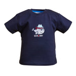 SALT AND PEPPER Baby - Jungen T-Shirt T-Shirt Ahoy uni Stick Wal