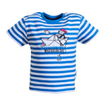 SALT AND PEPPER Baby - Jungen T-Shirt T-Shirt Ahoy stripes Stick