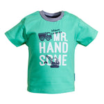 SALT AND PEPPER Baby - Jungen T-Shirt T-Shirt Adventure uni Handsome