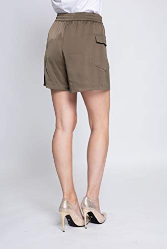 Zhrill Damen Kurze Culotte Shorts Regular Fit Georgia