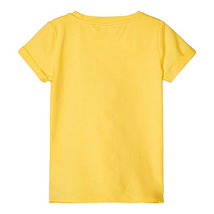 NAME IT Mädchen Nmffadina Ss Top Box T-Shirt