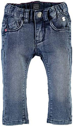 Babyface Mädchen Jogg Jeans medium Blue Denim 9208252