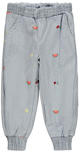 NAME IT Mädchen Sommerhose NMFDENISE Pant Bio-Baumwolle