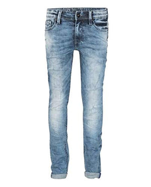 INDIAN Bluejeans Jungen Jog Pants/Freizeithose 2704 in medium Denim