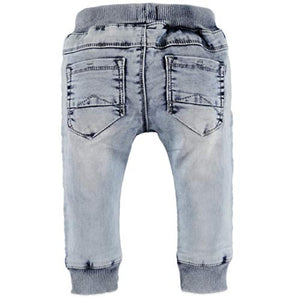 Babyface Jungen Jogg Denim Jeans Light Blue 0107223
