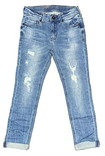 Indian Blue Jeans Boys Jungen Blue Jay Tapered Fit IBB20-2761