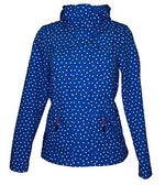 Blutsgeschwister wild Weather Petite Anorak dot and Anchor