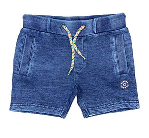 Sturdy Jungen Shorts Blue Denim 72100082