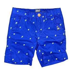 Indian Blue Jeans Junge Chino Short kurz IBB19-6555, royal Blue