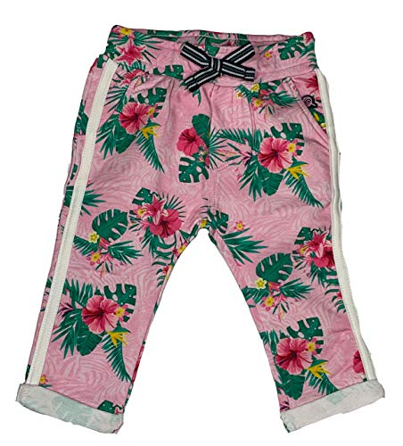 Quapi Baby Girls Jogg Pants Flower Britt