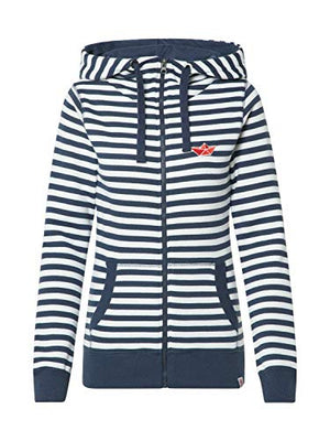 derbe Damen Sweatjacke Easy SEA