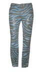 Funky Staff Damen Trousers Rock Iamina Zebra