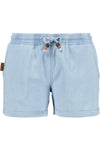 Alife and Kickin Damen kurze Hose JaneAK DNM Shorts