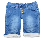 Buena Vista Malibu-Short Sweat, middle blue
