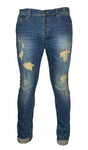 Javi by Buena Vista Herren Jeans Franco Stretch Denim