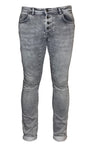 Javi by Buena Vista Herren Jeans Hose Franco Sweat Denim