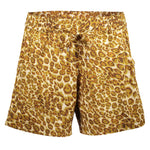 Geisha Fashion Women Shorts leopard