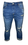 Javi by Buena Vista Herren Jeans Hose Hugo 7/8 Stretch Denim