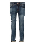 Indian Blue Jeans  Blue Ryan Skinny Fit IBB22-2754