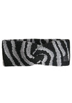 Maximo KIDS GIRL-Stirnband Zebra