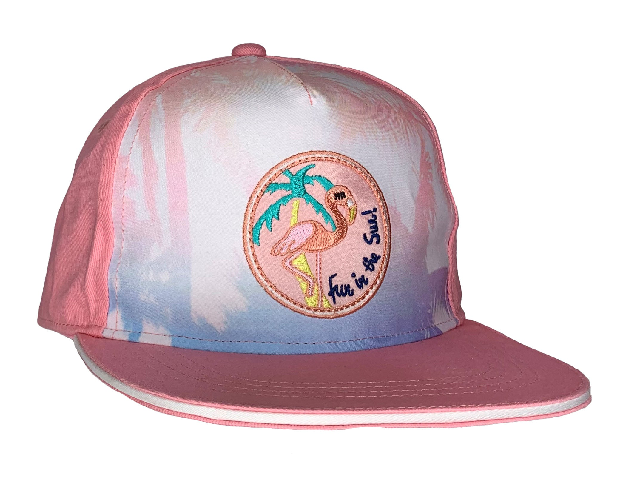Maximo Girls Cap Flamingo 03503-919676