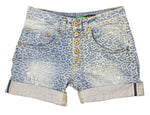 Please Jeans Damen Shorts P 88A