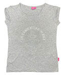 "Salzhaut Damen T-Shirt ""LIFE IS ALWAYS BETTER AT THE BEACH"""