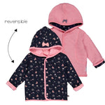 Feetje Baby Girl Wendejacke mit Kapuze - Seaside Kisses