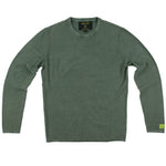 Goodness Industries Herren Pullover BRAD, olive
