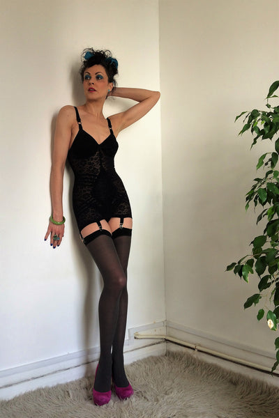 On the joys of opaque stockings
