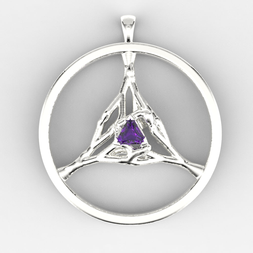 Three-Way Capillary Pendant